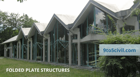 FOLDED PLATE STRUCTURES (2)
