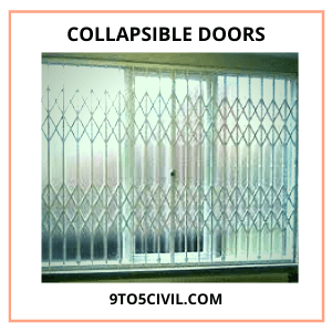 Collapsible Doors