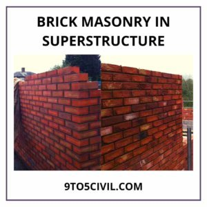 Brick Masonry in Superstructure (1)