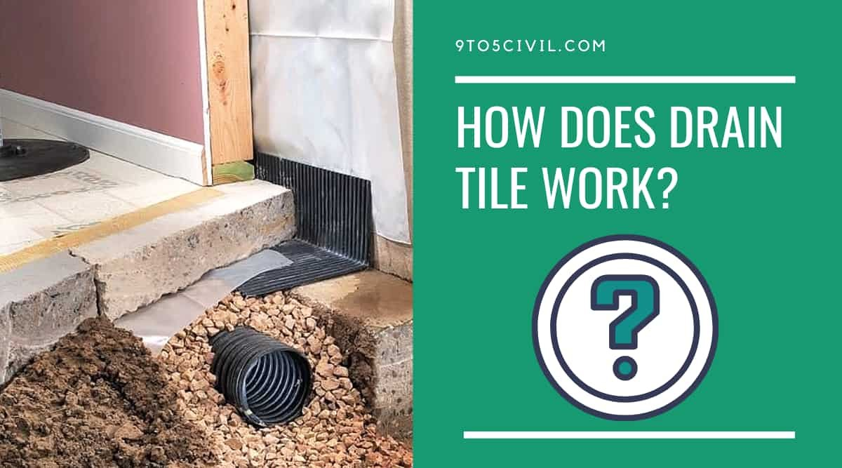 How Does Drain Tile work