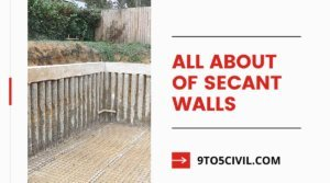 all about of Secant Walls