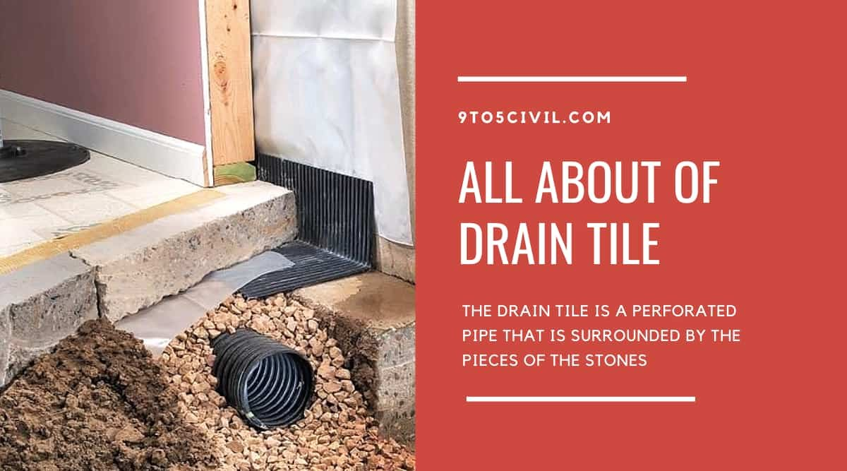 all about of drain tile